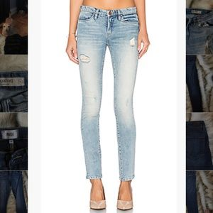 Blank NYC Jeans - Destroyed skinny jean